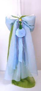 Λαμπάδα βάπτισης Μικρός πρίγκιπας (πλανήτης) VL004-17