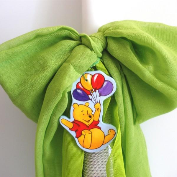 Λαμπάδα βάπτισης Winnie the pooh VL004-18