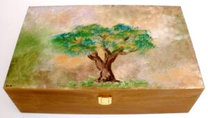 Στεφανοθήκη Δέντρο WS006