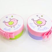 Σετ δώρου για νεογέννητα «Πουλάκι» NBG078