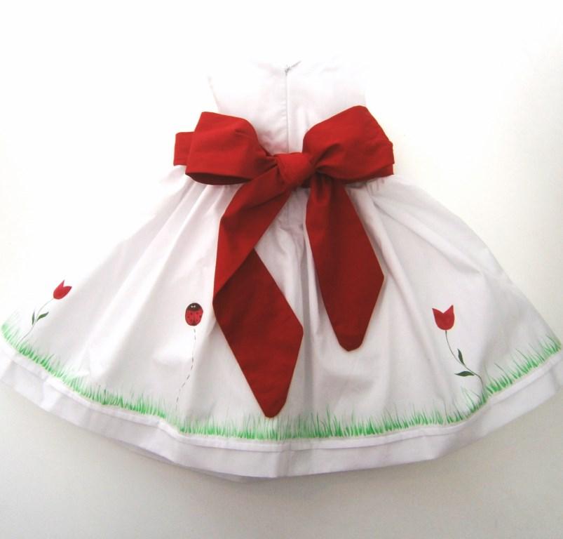 d5948ef51d6 Βαφτιστικό φόρεμα Πασχαλίτσες BD014; Βαφτιστικό φόρεμα Πασχαλίτσες BD014 ...