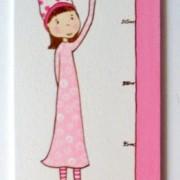 Παιδικός Υψομετρητής κοριτσάκιDH001