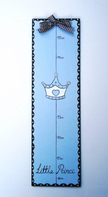 Παιδικός Υψομετρητής Πρίγκιπας DH003