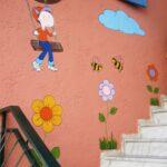 Τοιχογραφία παιδικού σταθμού PT004