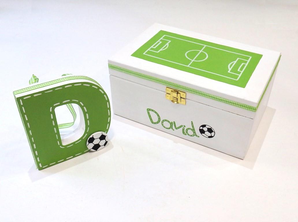 Σετ δώρου για νεογέννητα Ποδόσφαιρο NBG084