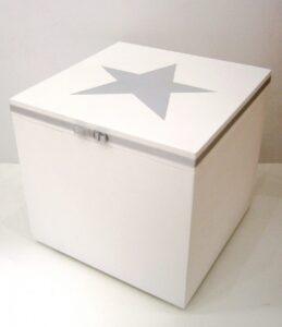 Κουτί βάπτισης Αστέρι VK062