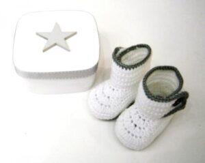 Σετ δώρου Baby Steps Αστέρι 1 NBG053