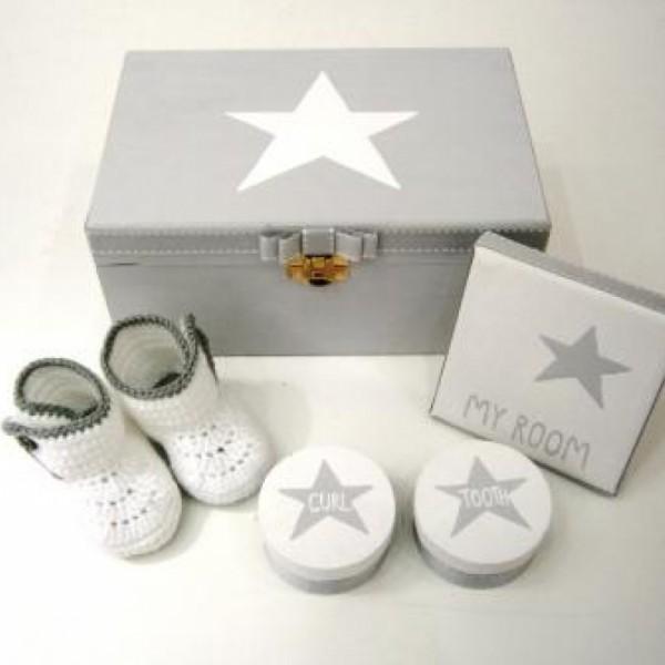 Σετ δώρου για νεογέννητα Αστέρι NBG055