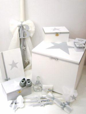 """Είδη βάπτισης με θέμα """"Αστέρι"""" VS062"""