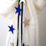 Λαμπάδα βάπτισης Αστέρια VL004-45