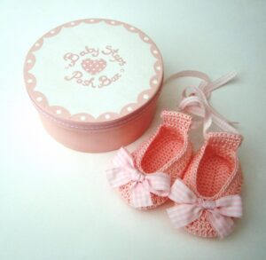 Δώρο για νεογέννητα κοριτσάκια Μπαλαρίνα NBG059