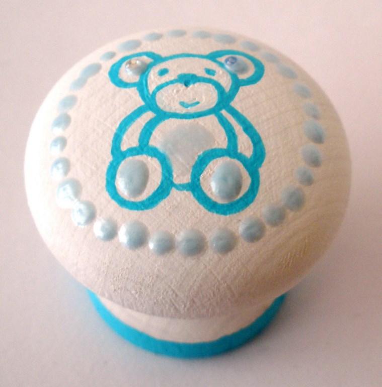 Παιδικό πομολάκι Αρκουδάκι ZP006