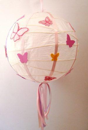 Παιδικό φωτιστικό Πεταλούδες PF002