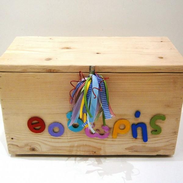 Κουτί βάπτισης Happywood VK071