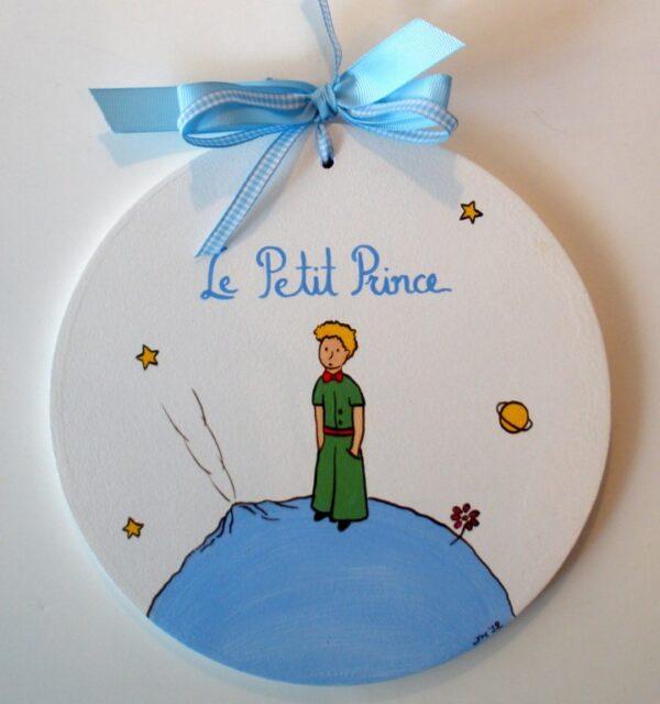 Παιδικό ταμπελάκι Ο μικρός πρίγκιπας 2 DTP017