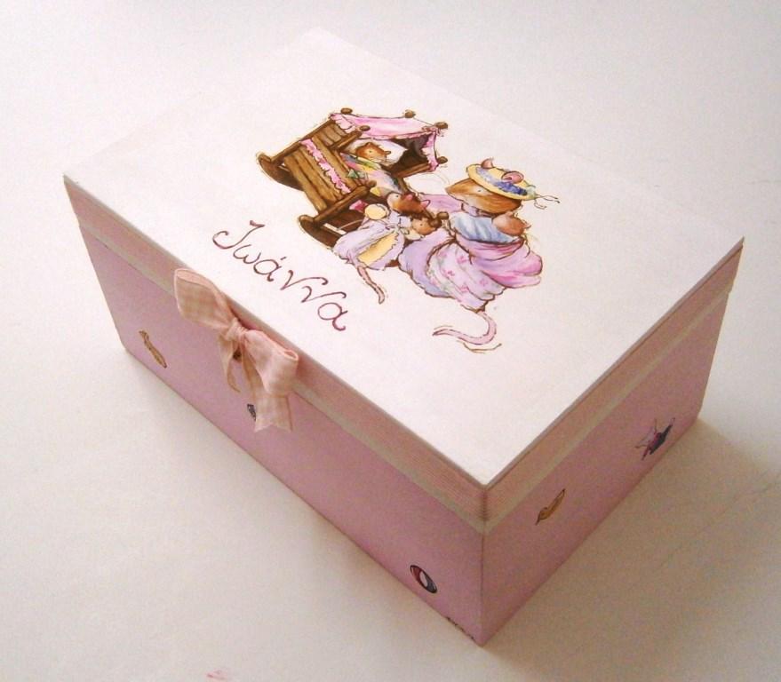 Ζωγραφιστά κουτιά