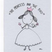 Παιδικά καδράκια «Royal Princess» 1, 2 & 3 DPP094