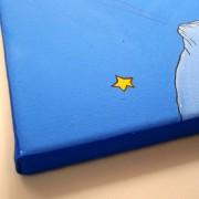 Παιδικός πίνακας 2 Μικροί Πρίγκιπες DPP061