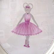 Παιδικό καδράκι Μπαλαρίνα DPK016