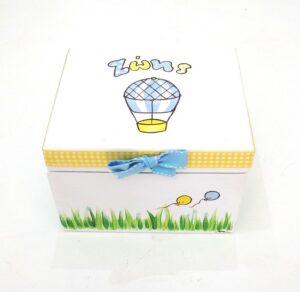 Κουτί μαρτυρικών Αερόστατο VL003-17