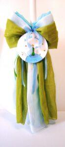 Λαμπάδα βάπτισης Μικρός Πρίγκιπας VL004-55