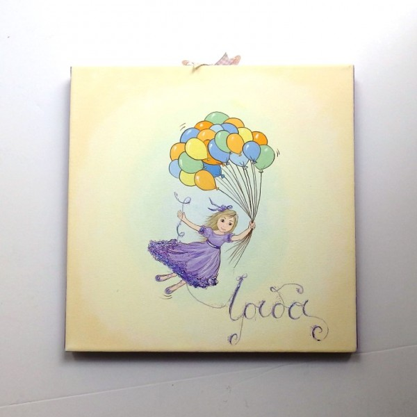 """Παιδικός πίνακας """"Ιριδα"""" DPP115"""