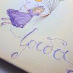 Παιδικός πίνακας «Ιριδα»   DPP115