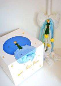 Σετ βάπτισης Μικρός Πρίγκιπας VS077