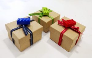 μπομπονιερες-lego-κουτακια