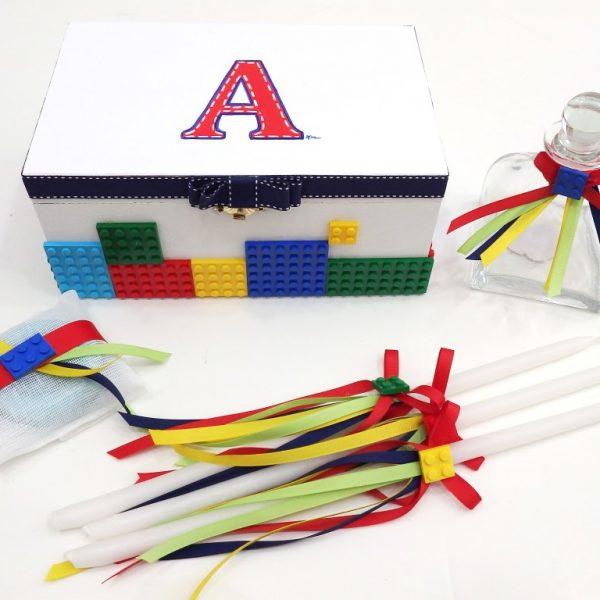 Σετ λαδικών Lego 2 VL001-67