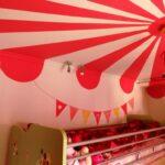 Παιδική τοιχογραφία Τσίρκο PT015