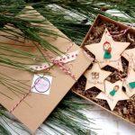 Χριστουγεννιάτικα δώρα χειροποίητα – Οικογενειακό αστέρι CG073