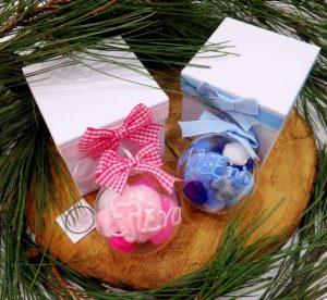 Χριστουγεννιάτικα δώρα για παιδιά : Μπάλες με πομ-πονς CG078