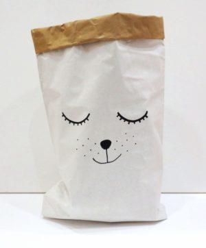 χάρτινο σακί αποθήκευσης