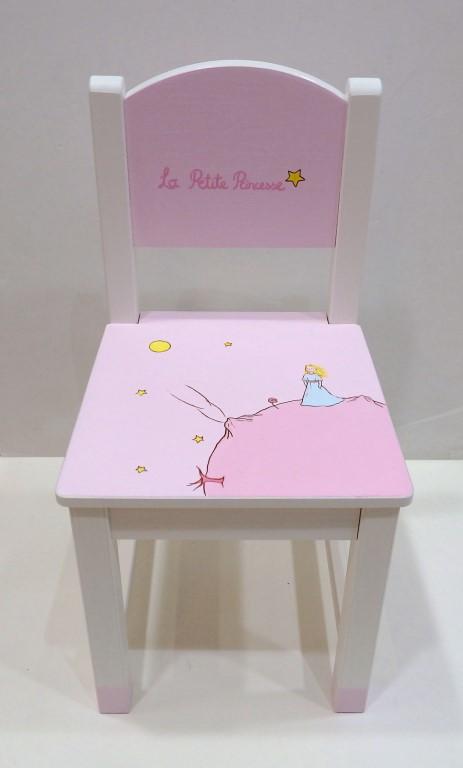 Παιδικό καρεκλάκι μικρή πριγκίπισσα DE-045