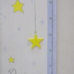 Ξύλινος υψομετρητής αστέρια – DH013