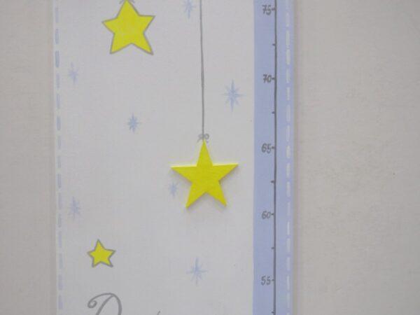 Ξύλινος υψομετρητής αστέρια - DH013