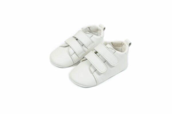 Βαπτιστικά παπουτσάκια αγκαλιάς για αγόρι 1091