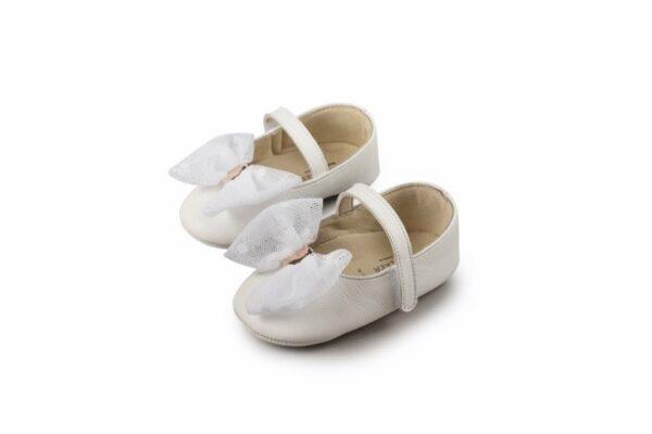 Βαπτιστικά παπουτσάκια αγκαλιάς για κορίτσι 1573