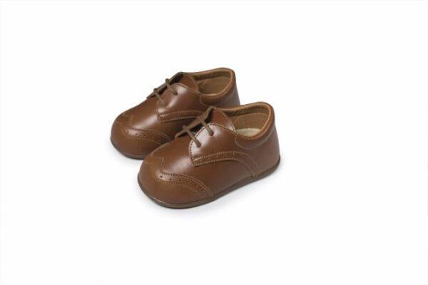 Βαπτιστικά παπουτσάκια για αγόρι - πρώτα βήματα 2070
