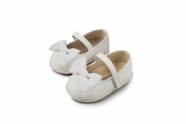 Βαπτιστικά παπουτσάκια για κορίτσι - πρώτα βήματα 2525