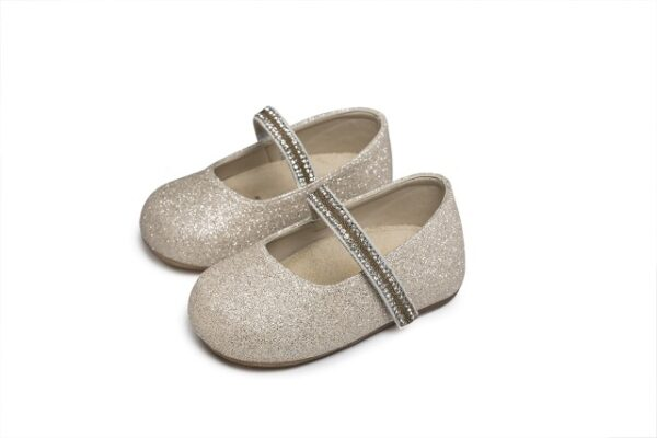 Βαπτιστικά παπουτσάκια για κορίτσι - πρώτα βήματα 2571