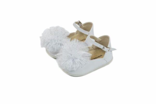 Βαπτιστικά παπουτσάκια για κορίτσι - πρώτα βήματα 2582