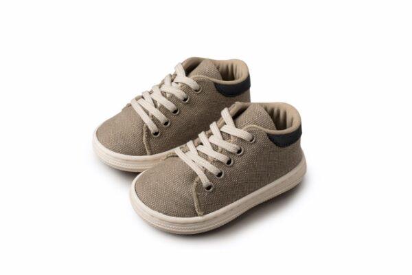 Βαπτιστικά παπουτσάκια περπατήματος για αγόρι 3029