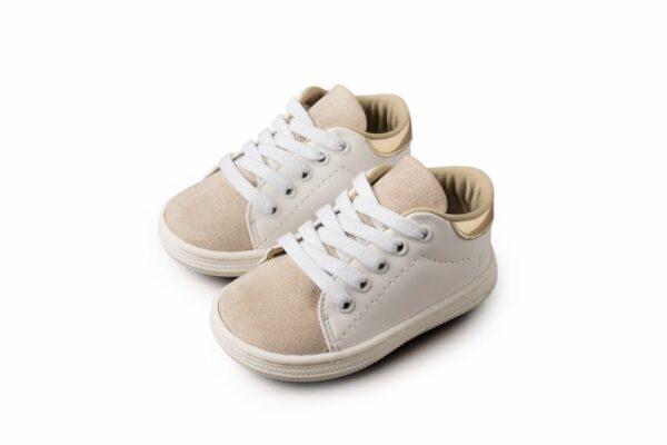 Βαπτιστικά παπουτσάκια περπατήματος για αγόρι 3037