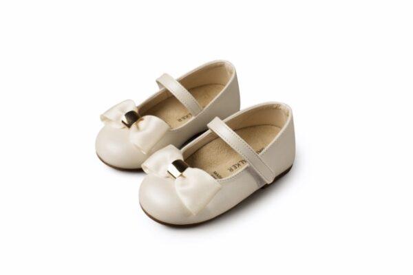 Βαπτιστικά παπουτσάκια περπατήματος για κορίτσι 3537