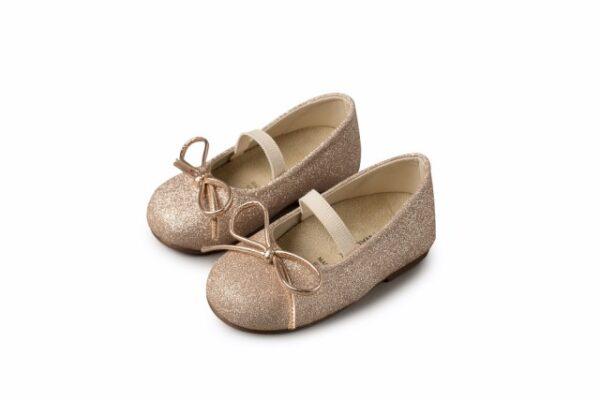 Βαπτιστικά παπουτσάκια περπατήματος για κορίτσι 3546