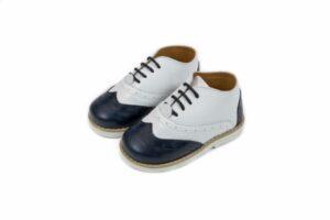 Βαπτιστικά παπουτσάκια περπατήματος για αγόρι 4206