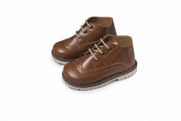 Βαπτιστικά παπουτσάκια περπατήματος για αγόρι 5157