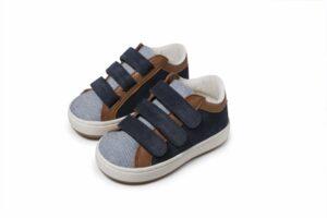 Βαπτιστικά παπουτσάκια περπατήματος για αγόρι 5174